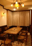 神奈川県K様邸囲炉裏テーブル