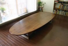 神奈川県N様邸たまごテーブル