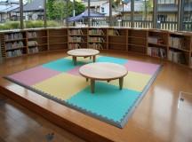 「飛騨市図書館」キッズルーム