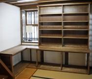 「飛騨の匠文化館」展示台